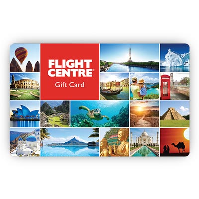 Flight Centre Gift Cards
