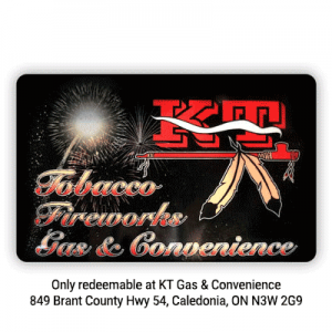 KT Gas & Convenience Gift Card
